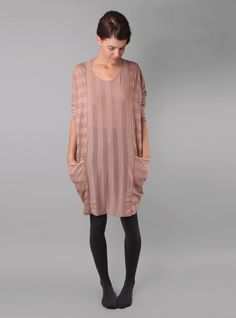 Couverture and The Garbstore - Womens - Stine Goya - Tringle Jersey Dress