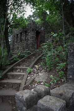 A Castle -- www.dharmaanchor.com -- Collings Castle Abandoned Oklahoma Travel Motorcycle Ride Arbuckle Mountains Nature Hiking Camping OK