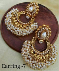 9 Self-Reliant Cool Tips: Jewelry Unique Awesome Beautiful Jewelry Jewlery.Boho Jewelry Gold Dainty Jewelry For Sale.Dainty Jewelry For Girlfriend. Kids Gold Jewellery, Indian Jewelry Earrings, Jewelry Design Earrings, Indian Wedding Jewelry, Gold Jewellery Design, India Jewelry, Cute Jewelry, Bridal Jewelry, Gold Jewelry