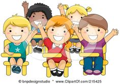 Kid Raising Hand in Class Clip Art The pciture is really one of those that can get me excited
