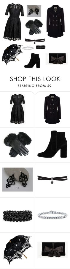 """""""Ali - RP"""" by markiplierismyking ❤ liked on Polyvore featuring Ted Baker, Geox, MANGO, Fallon, Bling Jewelry, BERRICLE and Ann Taylor"""