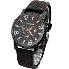 DAYAN Hohe Qualität 1pc New Pretty Fashion Geschäft Mens-Armee Sport Silicone Rubber Uhren Schwarz - http://kameras-kaufen.de/dayan/dayan-hohe-qualitaet-1pc-new-pretty-fashion-mens-3