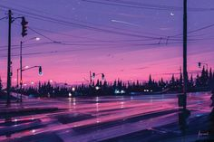 7 P.M. - Canvas Print