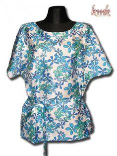 Bluzka jedwabna - b6 Blouse, Tops, Women, Fashion, Moda, Fashion Styles, Blouses, Fashion Illustrations, Woman Shirt