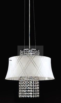 ITALUX LAMPA WISZĄCA EMILY MD92902-1A SAT : Lampy wiszące : Sklep internetowy Elektromag (#lamp)