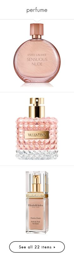 """perfume"" by selfaware ❤ liked on Polyvore featuring beauty products, fragrance, perfume, beauty, parfum, makeup, fillers, mist perfume, eau de parfum perfume and eau de perfume"
