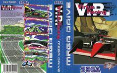 Virtua Racing #Megadrive #1992
