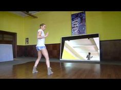 Cubanero 2015 - Diana Rodriguez Garcia - body movement workshop - YouTube
