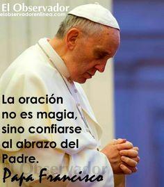 Mensaje Papa FRANCISCO Junio 2013
