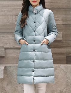 Women Warm Cotton Padded Overcoat Ultralight Winter Coats Female Parkas Plus Size Down Jacket 2017 Outerwear Windbreaker GV936 #Affiliate
