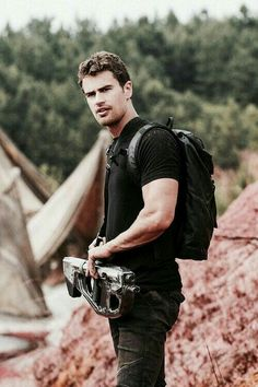 "queerfour: "" Theo James in The Divergent Series: Allegiant "" Shailene Woodley, Divergent Trilogy, Divergent Insurgent Allegiant, Divergent Quiz, Divergent Funny, Divergent Quotes, Divergent Theo James, Tobias, Veronica Roth"