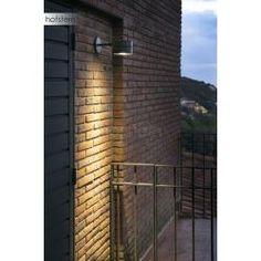 LED 10 W Lampada esterno muro in alluminio faretti veranda in vetro Up Down illuminazione EEK A