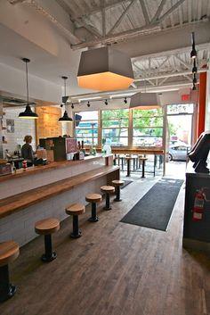 Kaper Design; Restaurant & Hospitality Design Inspiration: Clive Burger