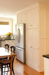 Pantry by fridge-flip?