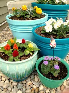 how to paint plastic plant pots painting plastic plastic pots and