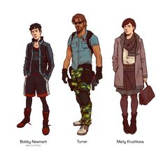 Main three players from William Gibson's cyberpunk novel, Count Zero. Count Zero is the second in the Sprawl Trilogy, starting with Neuromancer and concluding with Mona Lisa Overdrive. Rpg Cyberpunk, Cyberpunk Fashion, Character Concept, Character Art, Character Design, Concept Art, Mona Lisa Overdrive, William Gibson, Novel Characters
