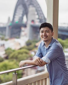First time in observatory hill. #portrait #sydneyharbourbridge #photography #ethanity by up2ethan http://ift.tt/1NRMbNv