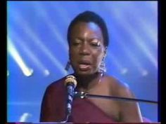 UNTOUCHABLE ,CLASS & TRUTH! THIS IS MS. NINA SIMONE - My baby just cares for me - YouTube
