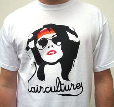 girl graphic tshirt #tshirtdesign #flipside