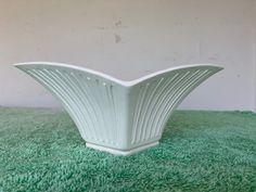 Unusual shape # beautiful Crown Lynn vase #. 477 | Trade Me Crown, Vase, Shapes, Beautiful, Decor, Corona, Decoration, Vases, Decorating