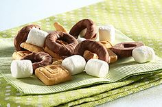 S'mores Snack Mix recipe..perfect for camping! #kraftrecipes