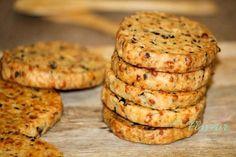 BISCUITI CU CASCAVAL SI MASLINE (RETETA VIDEO) - Flaveur Baby Food Recipes, Vegan Recipes, Cooking Recipes, Cooking App, Good Food, Yummy Food, Romanian Food, Brunch, Pizza