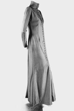 146d2e4f1906 Alexander McQueen Joan Collection Cassock Dress