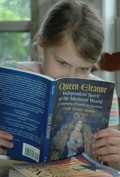 Learning History through Literature is perfect for avid readers in your homeschool!