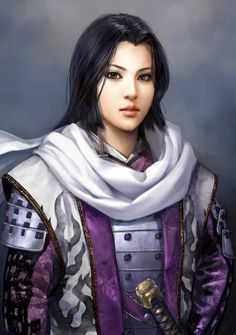 Wait what. Whose avatar is this and from which game? Is this a female Uesugi Kenshin?????