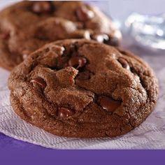 Double-Chocolate Dream Cookies Recipe | Nestle Meals.com