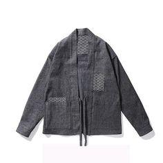 Mens Urban Swag Kimono #urbanstreetzone #urbanstreetwear #urbanclothes #urbanstyle #streetwear #streetbeast #streetfashion #hypebeast #outfitoftheday #outfitinspiration #ootd #outfit #outfitgrid #brand #boutique #highsnobiety #contemporary #minimalism #mens #kimono #koreanfashion