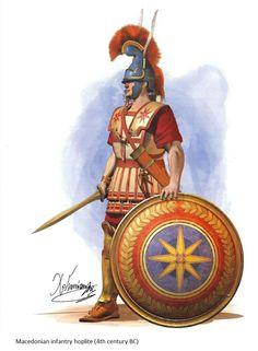 македония - Macedonian Infantry #MacedoniaIsNotGreek #Makedonija #UnitedMacedonia #Macedonia