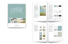 Brand guidelines for Coastal Living.