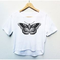 1d One Direction Harry Styles Tattoo Tees Crop Top Fashion T-Shirt... ($15) ❤ liked on Polyvore featuring tops, t-shirts, crop tops, white, women's clothing, screen print tees, white crop tee, white crop t shirt, tattoo tops and crop t shirt