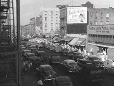Arthur Avenue 1955.