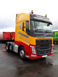 VOLVO. FH16 of Fred Sherwoods. Volvo Trucks, Trucks For Sale, Tractors, Group, Twitter, Lady