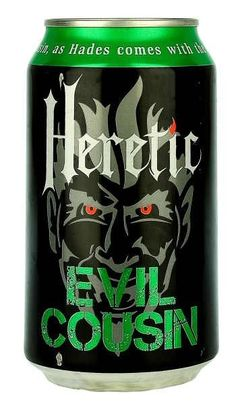Heretic Evil Cousin - Hades comes with the dawn