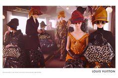 Louis Vuitton FW 12/13 Campaign