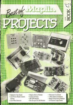 79 Best Old Maplin Magazine articles and artwork images in