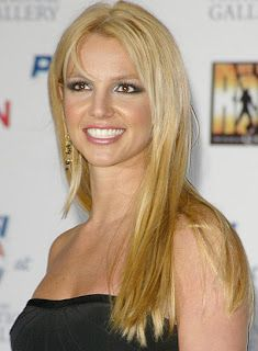 Nice Hair color Brittany Spears