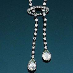 negligee pendant - Van Cleef & Arpels