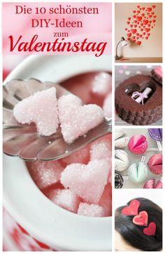 Tolle Sammlung kreativer DIY-Ideen zum Valentinstag by Decorize