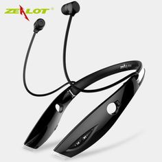 18a148a0055 Zealot H1 Foldable Sport Bluetooth Headset Stereo Bluetooth Universal  headphone