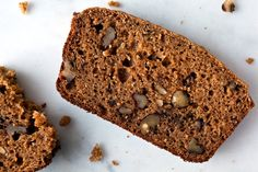 Serve this easy, moist and spicy quick bread with tea, pack it in a lunchbox or eat it for dessert. Use homemade or commercial applesauce with no sugar added. (Photo: Andrew Scrivani for The New York Times)