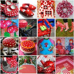 life is full of polka dots by dutch-colours