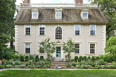 Inside the Oldest House in Washington, D.C. | Architectural Digest