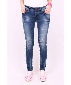 Dámske rifle A698 Skinny Jeans, Pants, Fashion, Trouser Pants, Moda, Fashion Styles, Women Pants, Fasion, Trousers Women