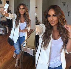See this Instagram photo by @adrienne_bailon • 287 likes