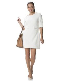 Party in the Park Dress in Cream by Sail to Sable #$100-to-$200