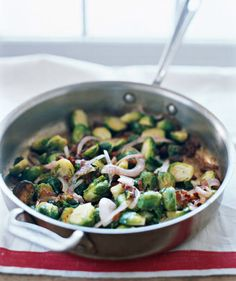 Brussels Sprouts..